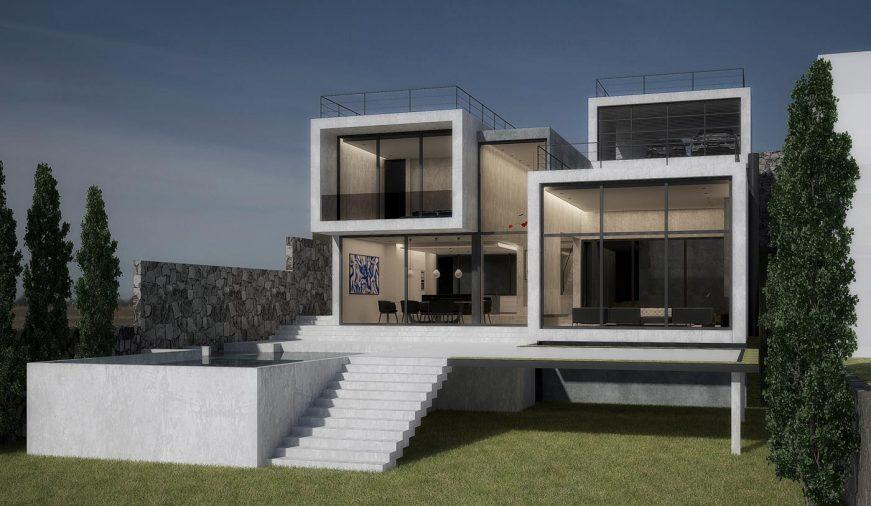 Villa as Gallery (In Progress)